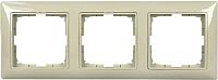 Рамка для выключателя ABB Basic 55 1725-0-1528 (бежевый) -