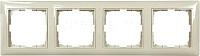Рамка для выключателя ABB Basic 55 1725-0-1529 (бежевый) -