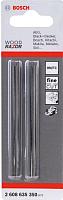 Нож для рубанка Bosch 2.608.635.350 (2шт) -