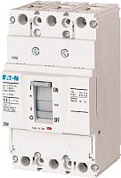 Выключатель автоматический Eaton BZMD1-A63-BT 63A 3P 15кА / 109751 -