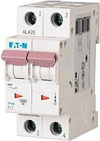 Выключатель автоматический Eaton PL7 2P 32A С 10кА 2М / 263362 -