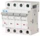 Выключатель автоматический Eaton PL7 4P 40A С 10кА 4М / 165185 -