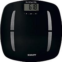 Напольные весы электронные Scarlett SC-BS33ED83 (черный) -