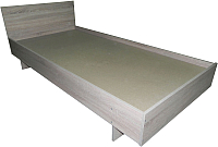 Односпальная кровать Барро КР-017.11.02-02 80x186 (дуб сонома) -