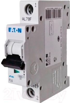 Выключатель автоматический Eaton PL6 1P 20А С 6кА 1M / 286534