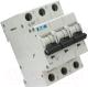 Выключатель автоматический Eaton PL6 3P 6А C 6кА 3M / 286598 -