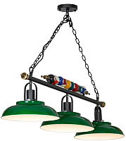 Люстра Lussole Loft Badger LSP-9542 -