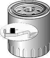 Топливный фильтр Purflux CS458 -