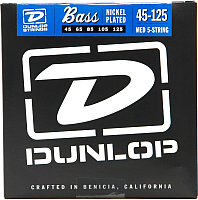 Струны для бас-гитары Dunlop Manufacturing DBN45125 -