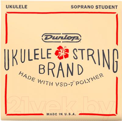 Струны для укулеле Dunlop Manufacturing DUQ201 UKE Soprano