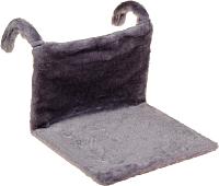 Гамак для животных Happy Friends Stm 160 (серый) -