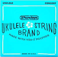 Струны для укулеле Dunlop Manufacturing DUQ302 Uke Concert -
