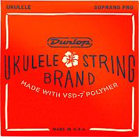 Струны для укулеле Dunlop Manufacturing DUQ301 Uke Soprano Pro -