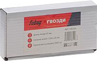 Гвозди для степлера Fubag 140124 -