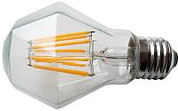 Лампа КС A60 8W Е27 2200K / 950186 -