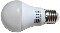 Лампа КС A55 6W Е27 2700K / 950182 -