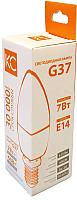 Лампа КС G37 7W Е14 4000K / 9501775 -