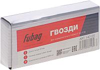 Гвозди для степлера Fubag 140120 -