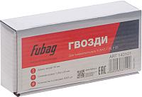 Гвозди для степлера Fubag 140101 -
