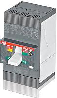 Выключатель автоматический ABB Tmax XT1B 160/16А 3P 18кА TMD 1Iн 450A / 1SDA066799R1 -