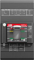 Выключатель автоматический ABB Tmax XT1B 160/25А 3P 18кА TMD 1Iн 450A / 1SDA066801R1 -