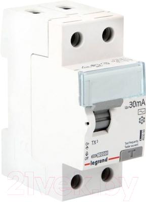 Устройство защитного отключения Legrand TX3 2P 40A 30мA 10kA 2M / 403001