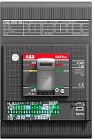 Выключатель автоматический ABB Tmax XT4N 250/250A 3P 50кA Ekip LS/I 1Iн 10Iн / 1SDA068475R1 -