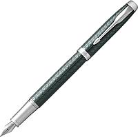 Ручка перьевая имиджевая Parker IM Premium Dark Green CT 1931640 -
