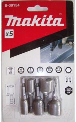Набор головок слесарных Makita B-39154