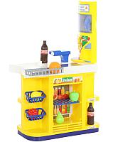 Магазин игрушечный Полесье Супермаркет-макси / 69757 -