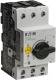 Выключатель автоматический Eaton PKZM0-1.6 1.6А 22А 0.55кВт / 72735 -