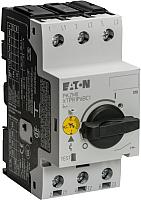 Выключатель автоматический Eaton PKZM0-4 4А 56А 1.5кВт / 72737 -