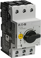 Выключатель автоматический Eaton PKZM0-25 25А 350А 12.5кВт / 46989 -