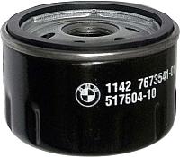 Масляный фильтр BMW 11427673541 -