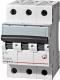 Выключатель автоматический Legrand TX3 3P C 25A 6кА 3M / 404058 -