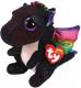Мягкая игрушка TY Beanie Boo's Дракон Anora / 36897 (черный) -