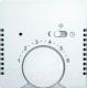 Лицевая панель для терморегулятора ABB Basic 55 1710-0-3867 (белый) -