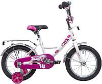 Детский велосипед Novatrack Urban 143URBAN.WT9 -