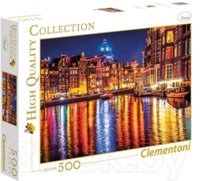 Пазл Clementoni Амстердам 35037 пазл clementoni 1000 деталей наполи 2