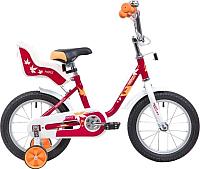 Детский велосипед Novatrack Maple 144MAPLE.RD9 -
