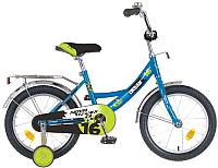 Детский велосипед Novatrack Urban 163URBAN.BL9 -