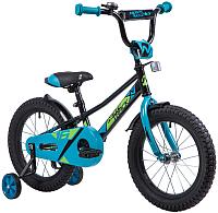 Детский велосипед Novatrack Valiant 163VALIANT.BK9 -