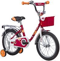 Детский велосипед Novatrack Maple 164MAPLE.RD9 -