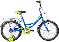 Детский велосипед Novatrack 183URBAN.BL9 -