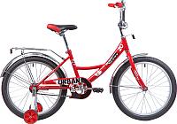 Детский велосипед Novatrack Urban 203URBAN.RD9 -