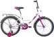 Детский велосипед Novatrack Urban 203URBAN.WT9 -