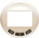 Лицевая панель для датчика движения Legrand Celiane 66254 (слоновая кость) -