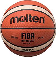 Баскетбольный мяч Molten BGG7X-X FIBA -