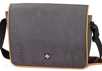 Сумка для ноутбука Era Pro EP-031006 (серебристый/оранжевый)