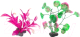 Декорация для аквариума Tetra DecoArt Plant Pink Refill / 710618/280892 (XS) -